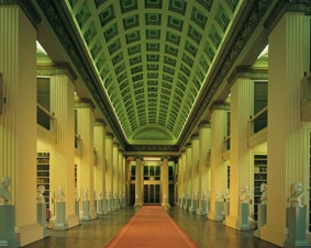 Playfair Library, Old College, Edinburgh