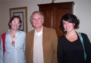 Me, Richard Dawkins, Summer