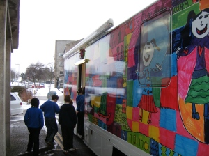 The Reading Bus