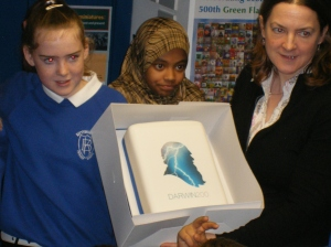 A Darwin Birthday Cake