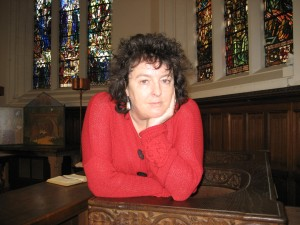 Newly appointed Poet Laureate Carol Ann Duffy