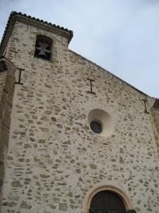 The village church.