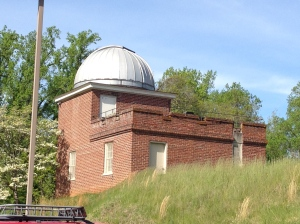 The Winfree Observatory, where we'll hold tonight's Star Party for Double the Stars.